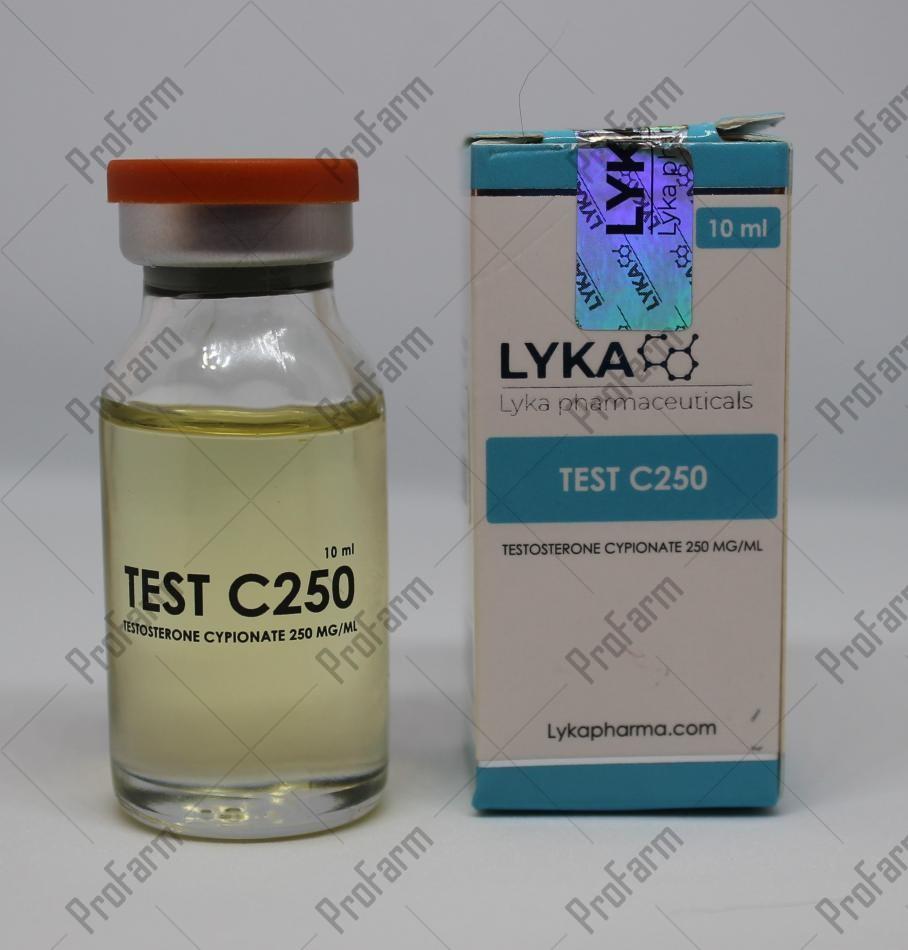 LYKA TEST C250 250MG/ML - ЦЕНА ЗА 10МЛ
