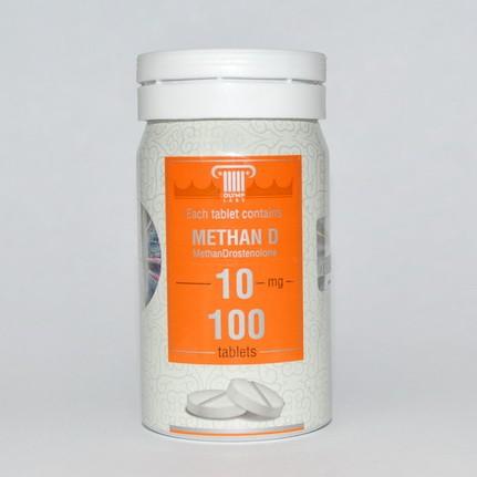Methan D 10мг\таб - цена за 100таб.