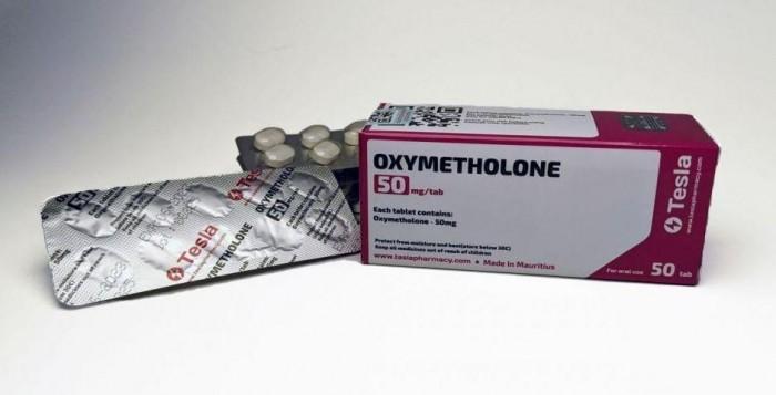 OXYMETHOLON 50MG/TAB - ЦЕНА ЗА 10ТАБ